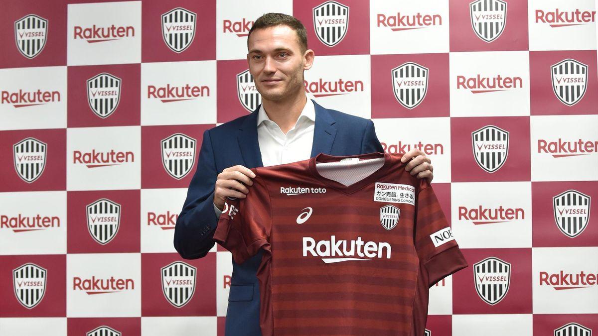 J1 League - Vissel Kobe - Thomas Vermaelen