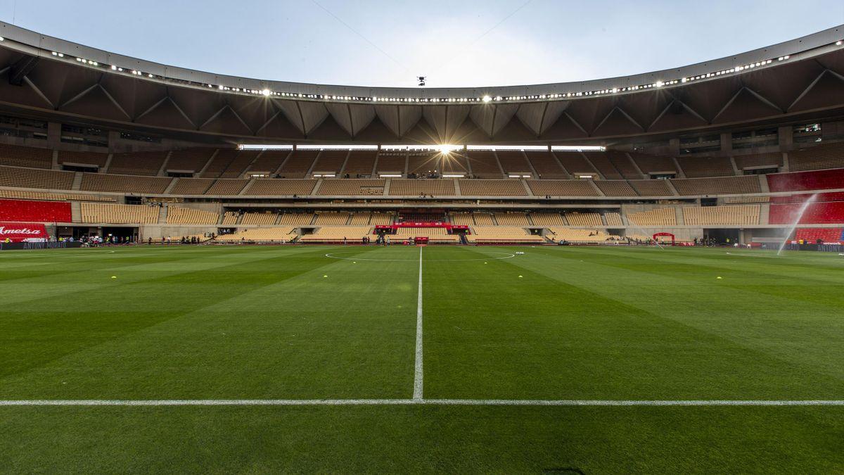 Sevilla's stadium