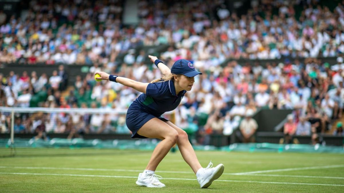 Copil de mingi, Wimbledon