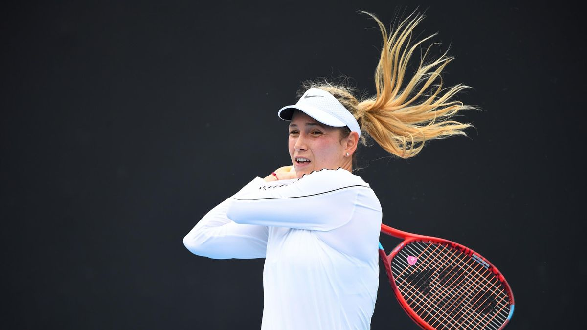 Donna Vekic | Tennis Australian Open | ESP Player Feature