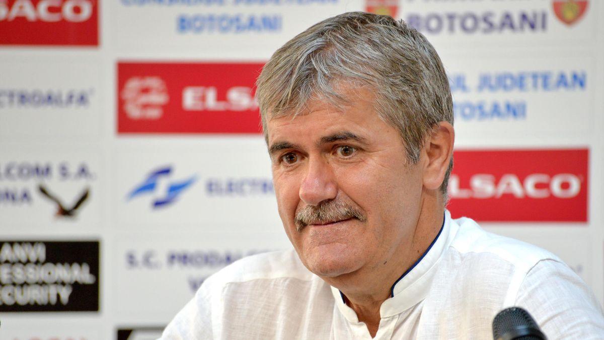 Valeriu Iftime, patronul lui FC Botoșani