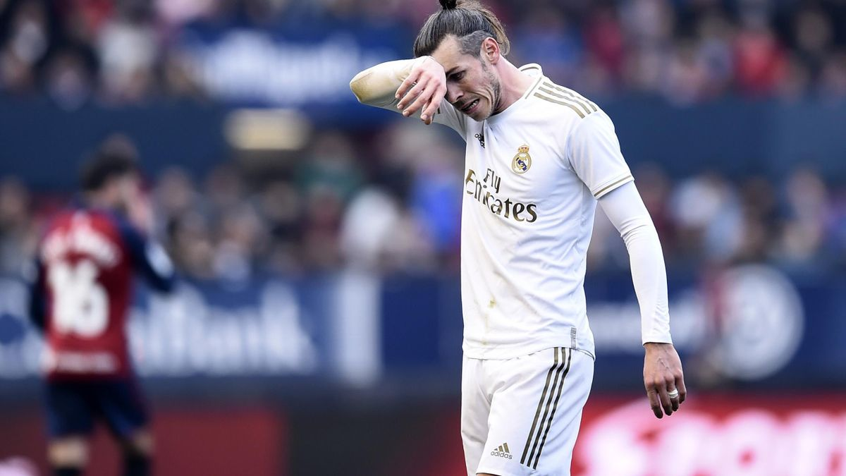 Gareth Bale, atacantul lui Real Madrid