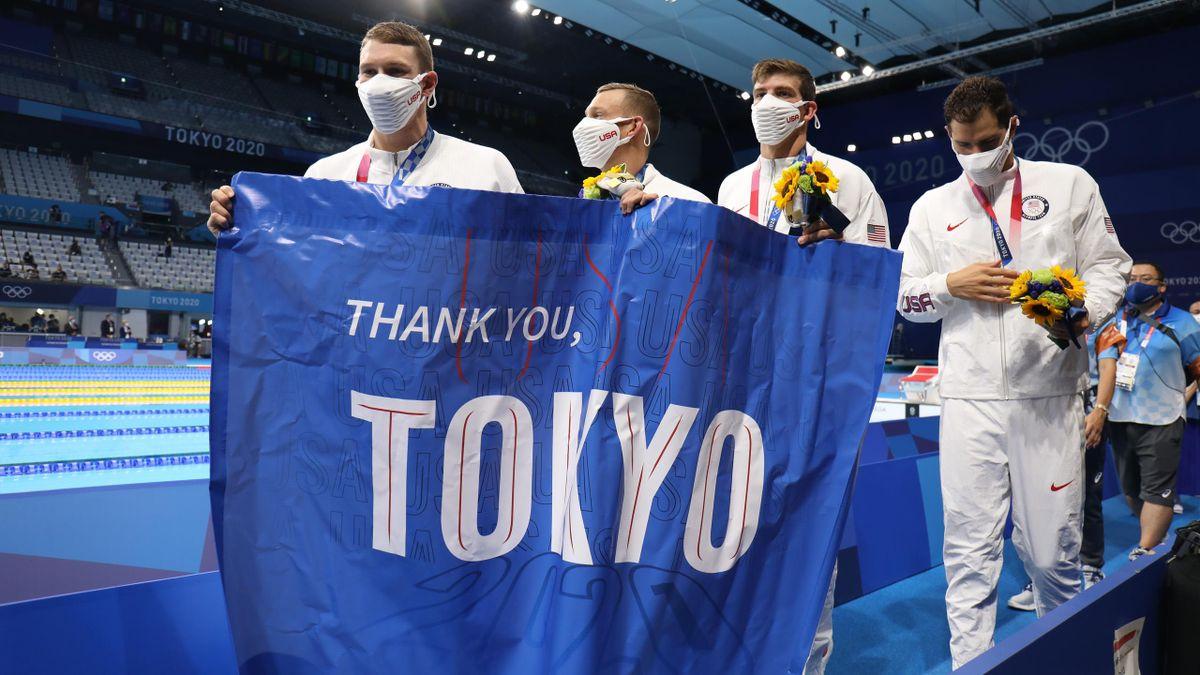 La page Tokyo s'est tournée dimanche.