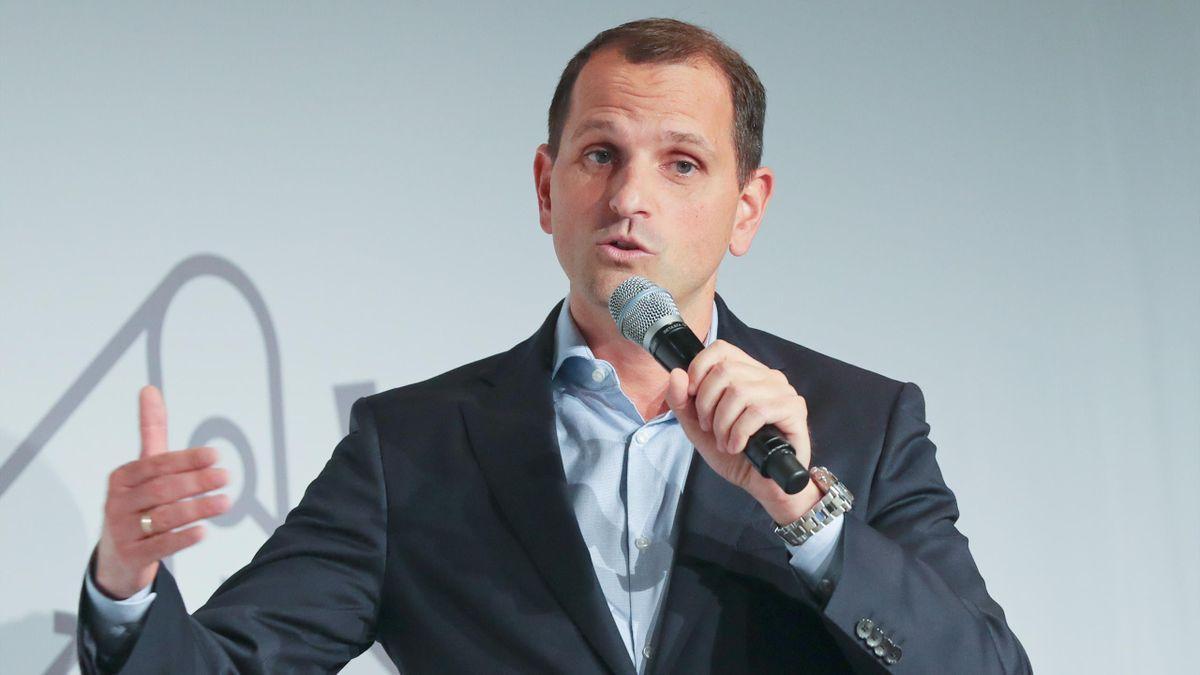 Joti Chatzialexiou, DFB-Direktor