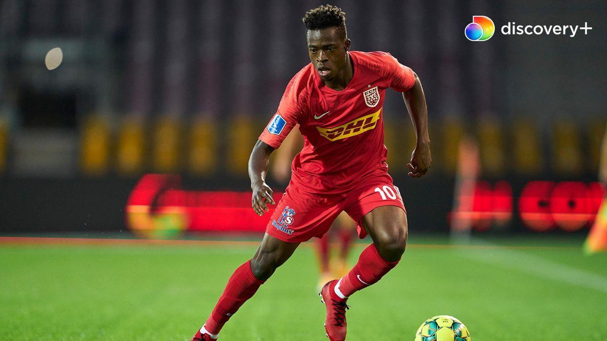 Kamaldeen kunne have skrevet transferhistorie i FC Nordsjælland