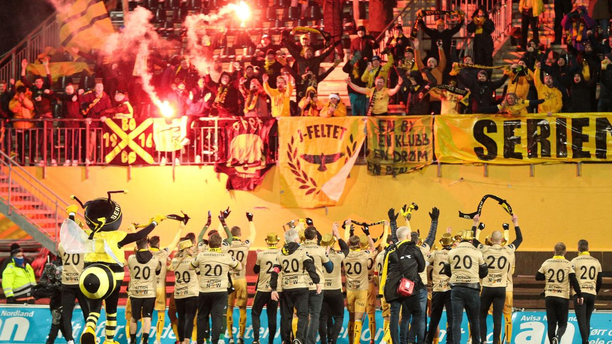 Mange vil se Bodø/Glimt i 2021