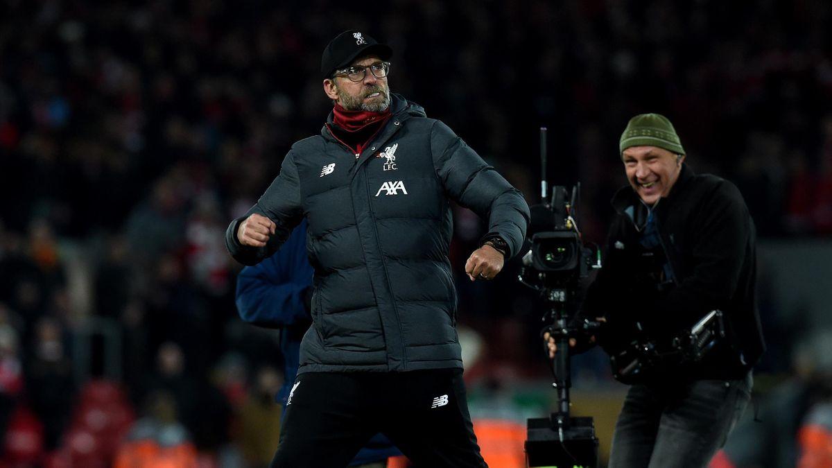 Jürgen Klopp - FC Liverpool vs. Manchester City