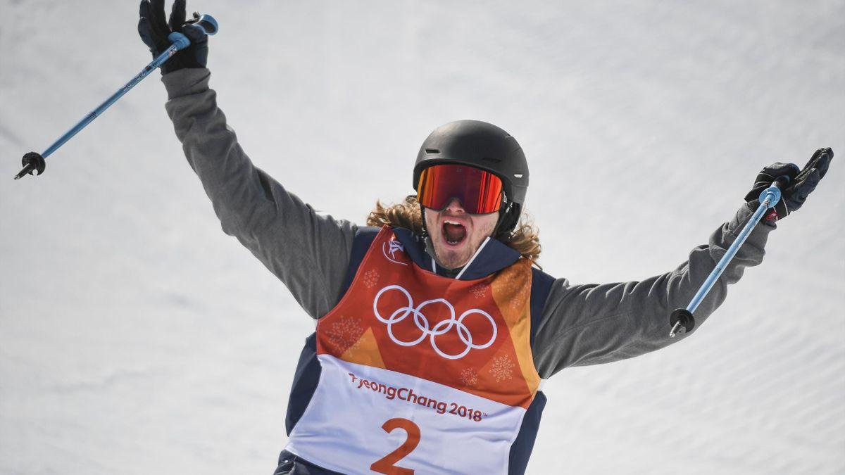 Freestyle Ski bei Olympia 2018: David Wise (USA) gewinnt Gold in der Halfpipe