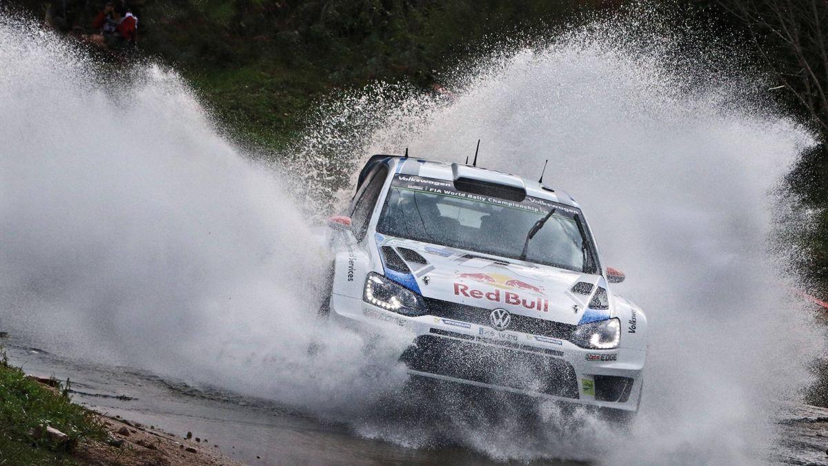 WRC Shakedown in Argentinien