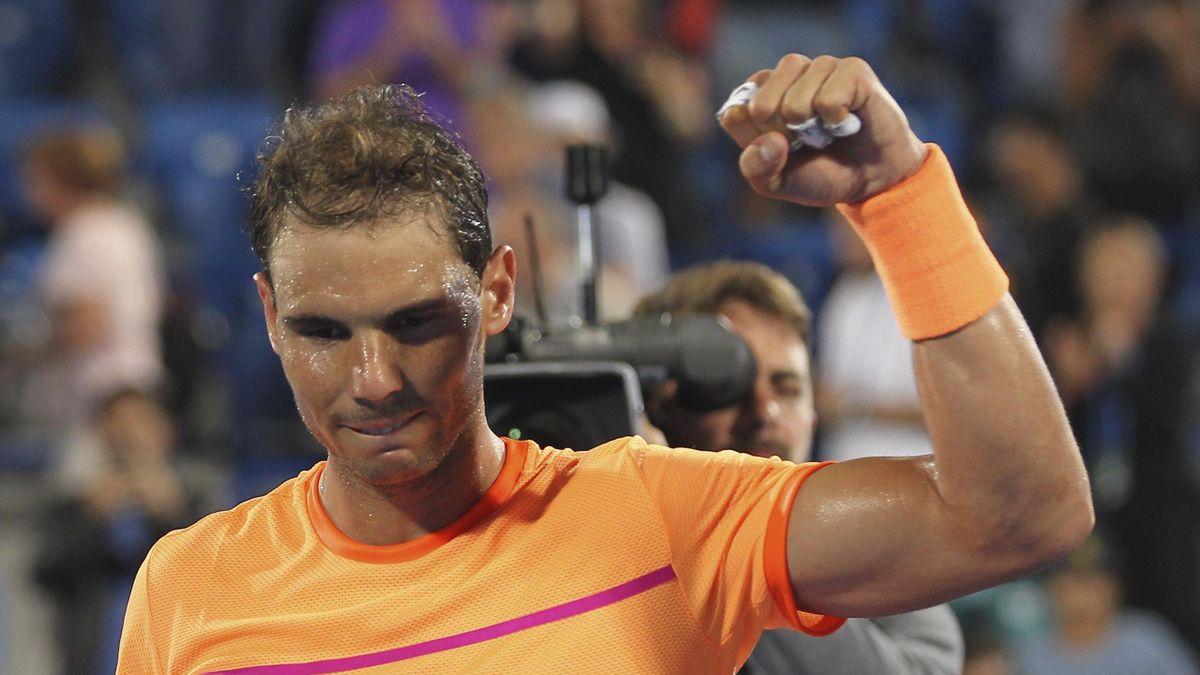 Rafael Nadal (ESP) - Mubadala Tennis World Championship