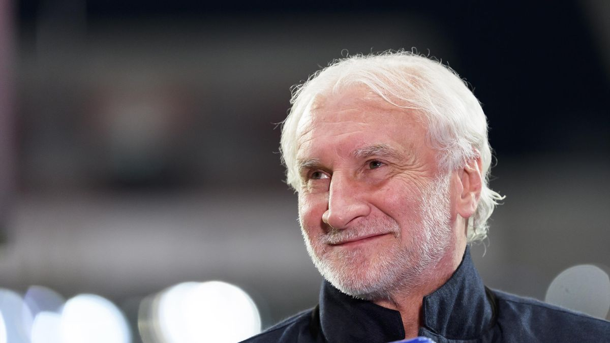 Rudi Völler - Bayer Leverkusen