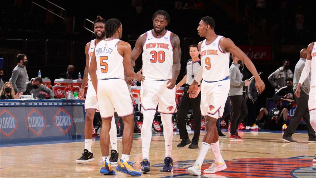 Julius Randle e i New York Knicks