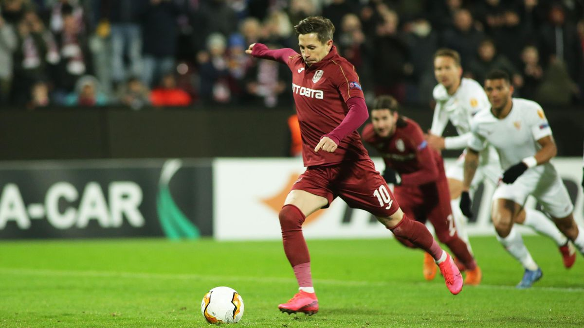 Ciprian Deac, gol din penalty
