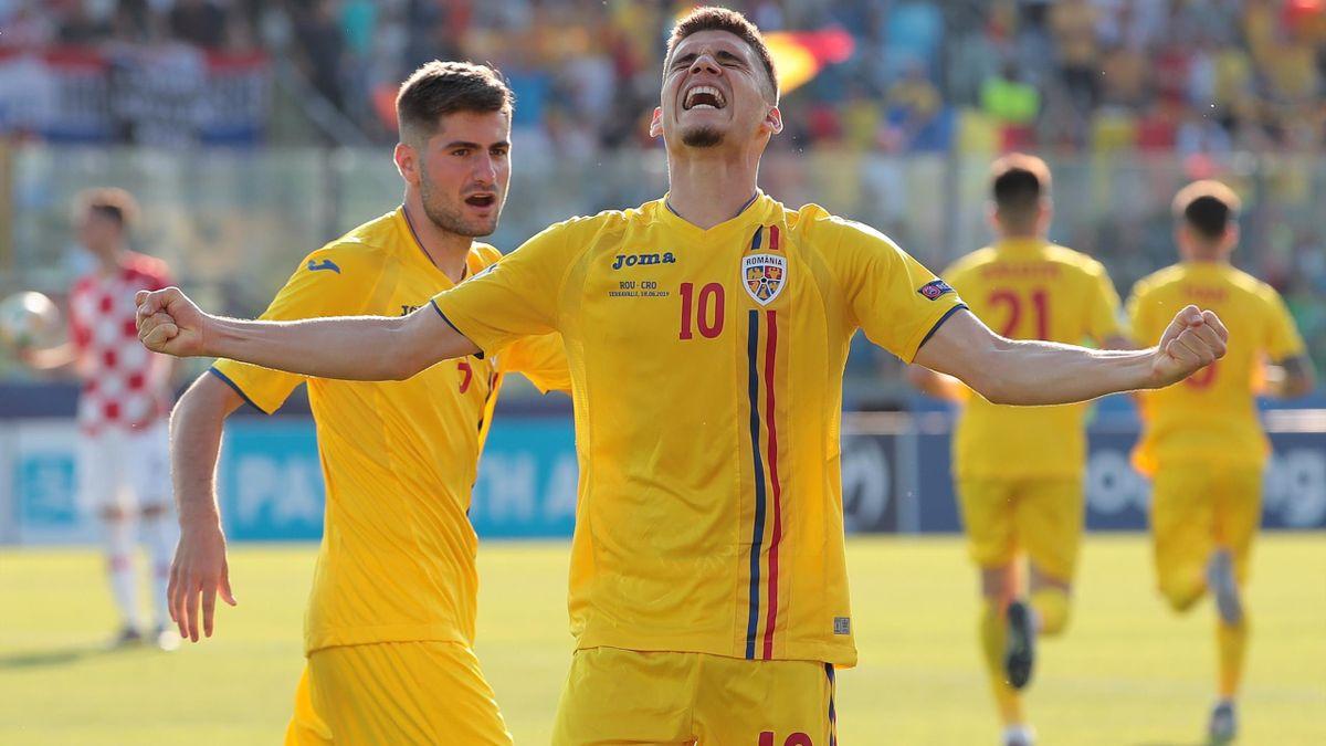 U21 Em Rumanien Gelingt Uberraschung Gegen Kroatien Eurosport