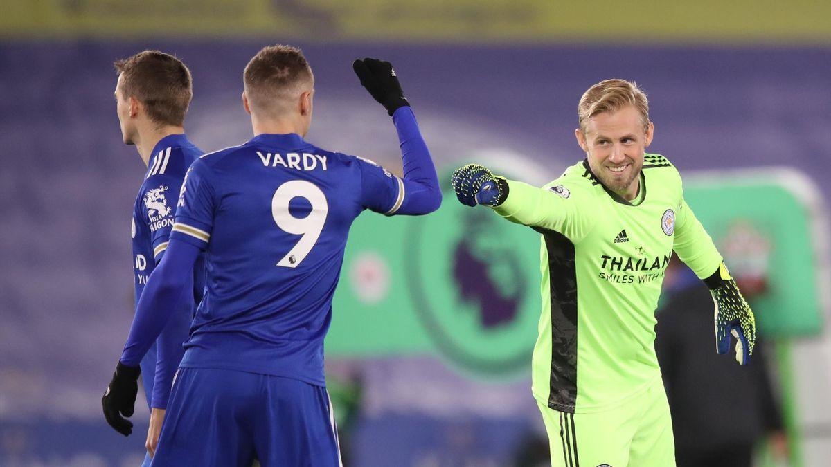Leicester a fost devastatoare în etapa a 28-a din Premier League