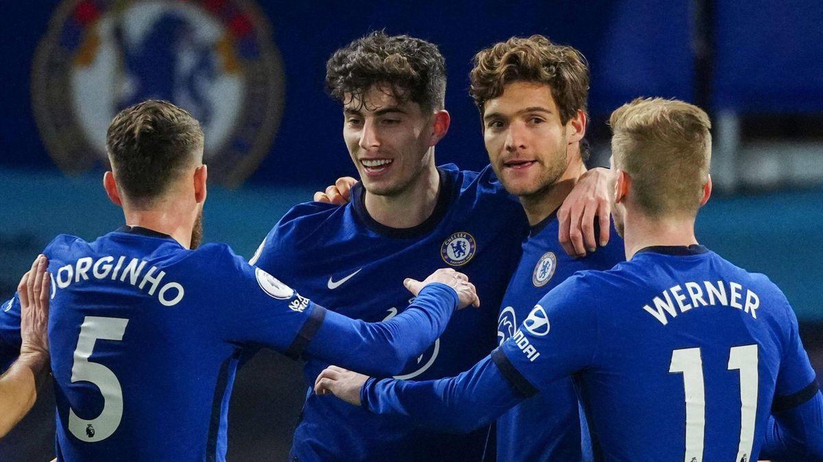 Der FC Chelsea trifft zweimal in Sevilla auf den FC Porto