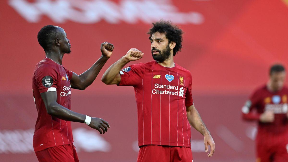 Premier League | Liverpool - Crystal Palace 4-0