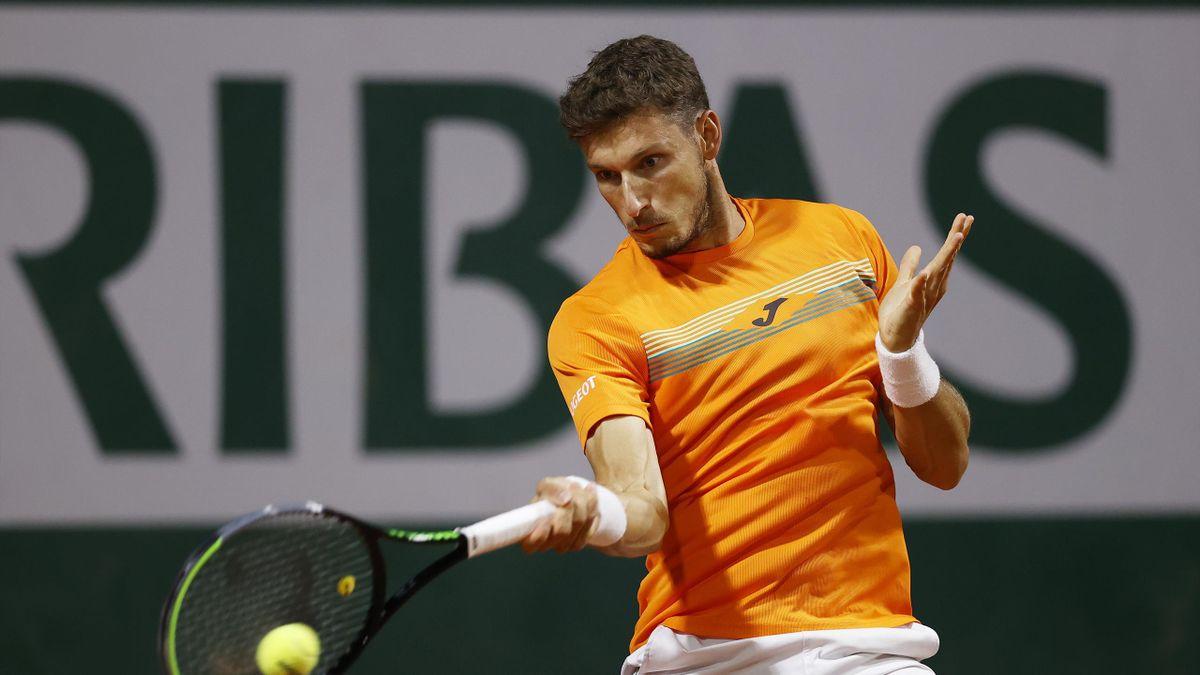 Pablo Carreño Busta, Roland-Garros 2020