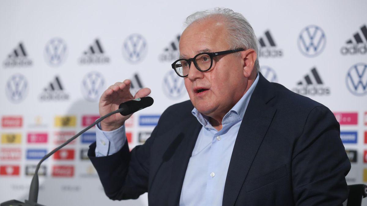 Fritz Keller, DFB-Präsident