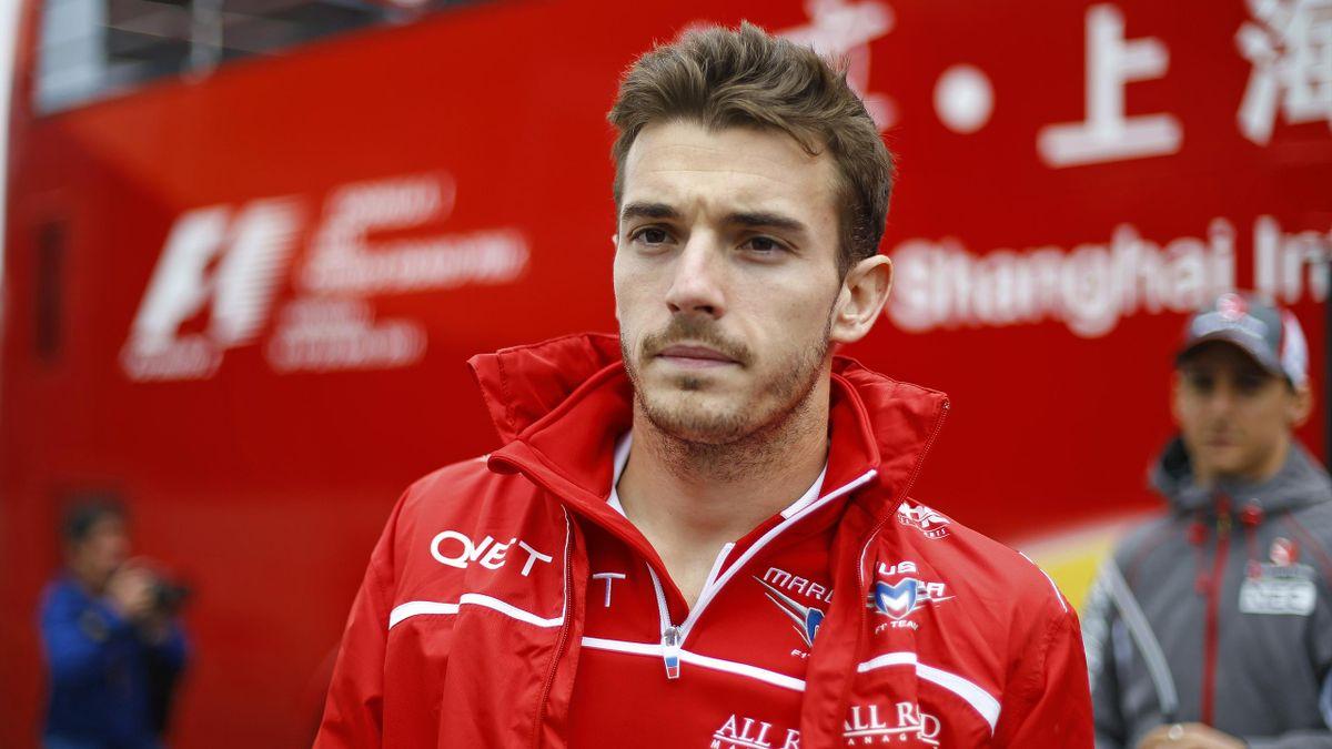 Jules Bianchi (Marussia) - GP de Chine 2014