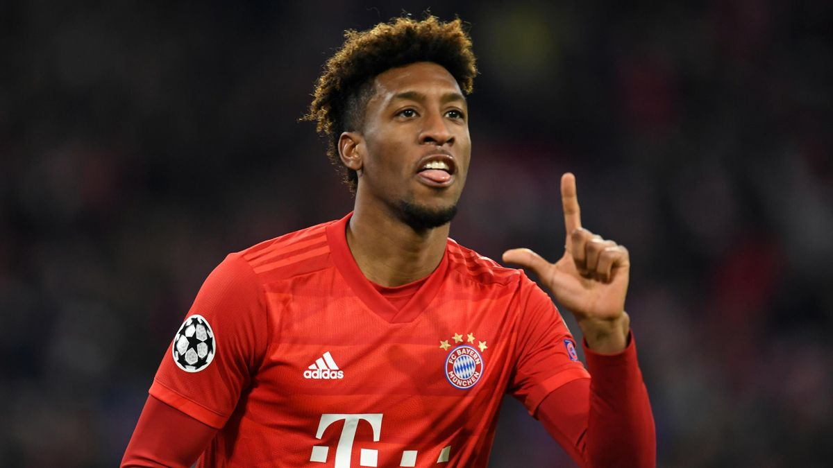 Kingsley Coman (Bayern Munich) buteur contre Tottenham