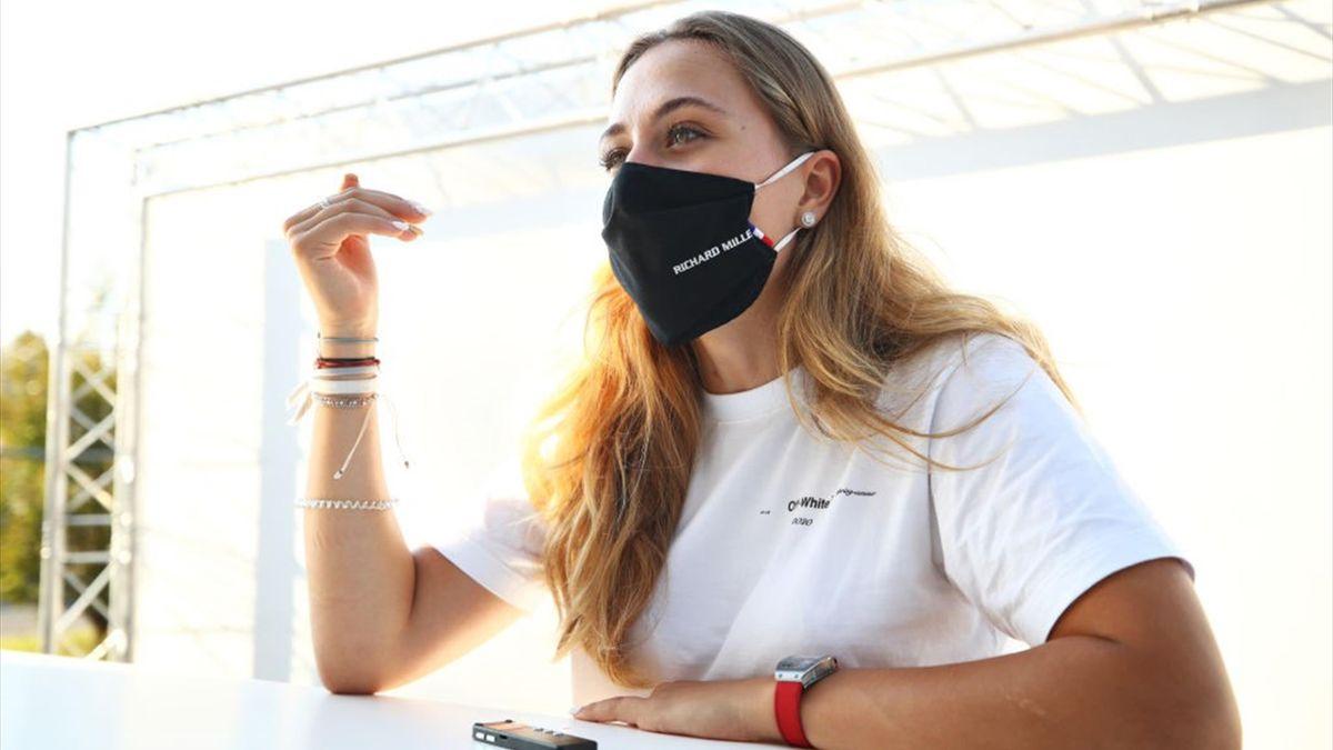 Sophia Flörsch debütiert in diesem Jahr in der DTM
