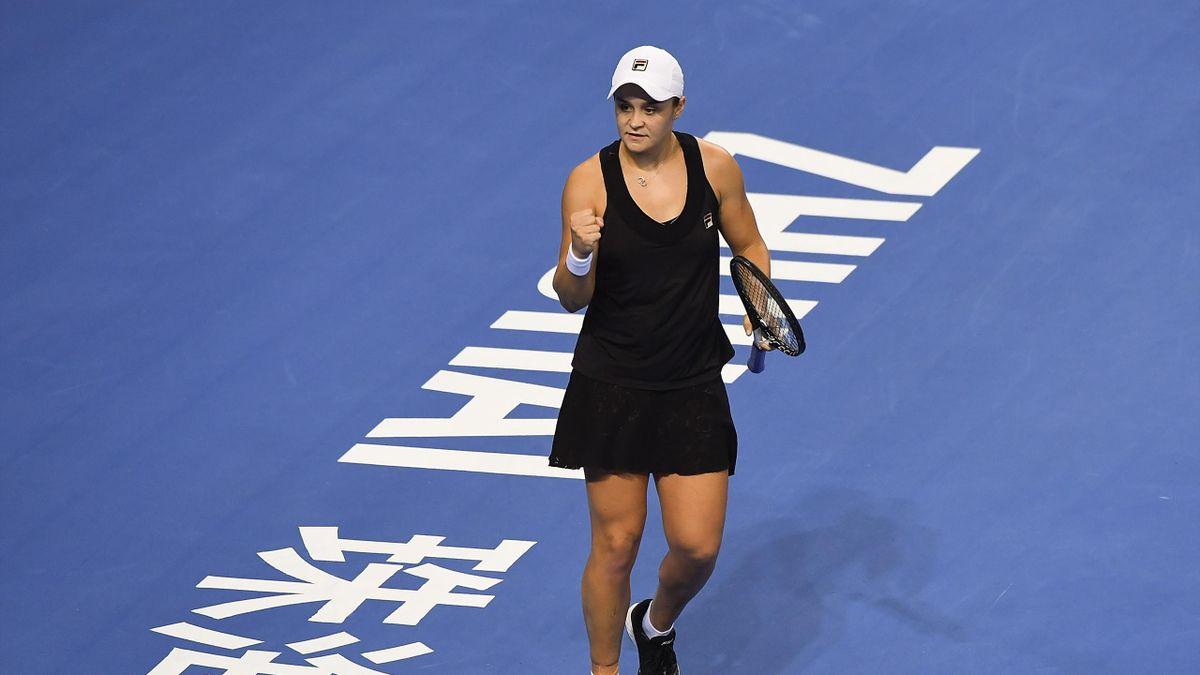 WTA, Ashley Barty