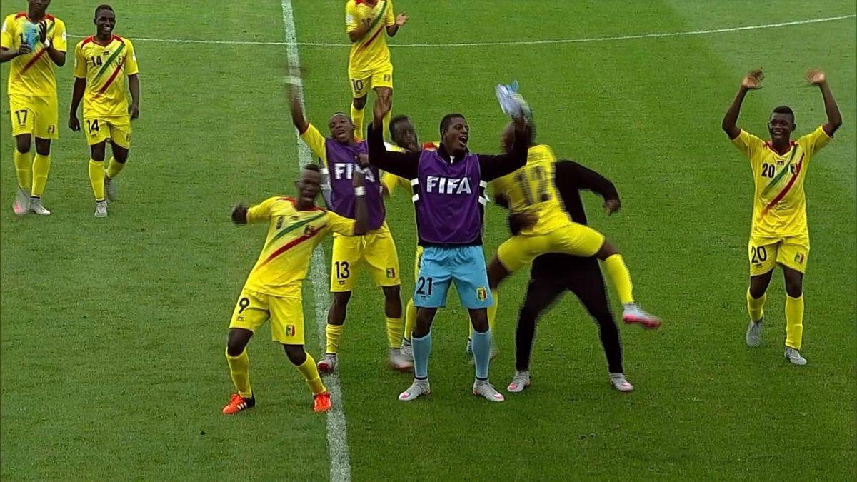 U17 World Cup - 1/2 Finals: Mali v Belgium