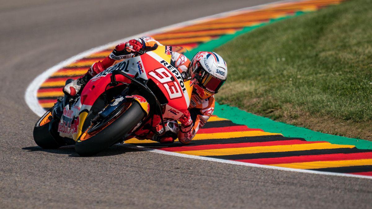 Marc Márquez (Repsol Honda). GP Alemania 2021 MotoGP