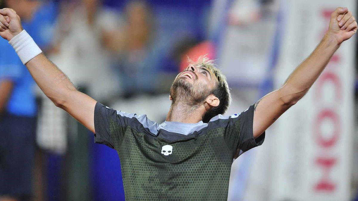 Juan Ignacio Londero (crédit ATP)