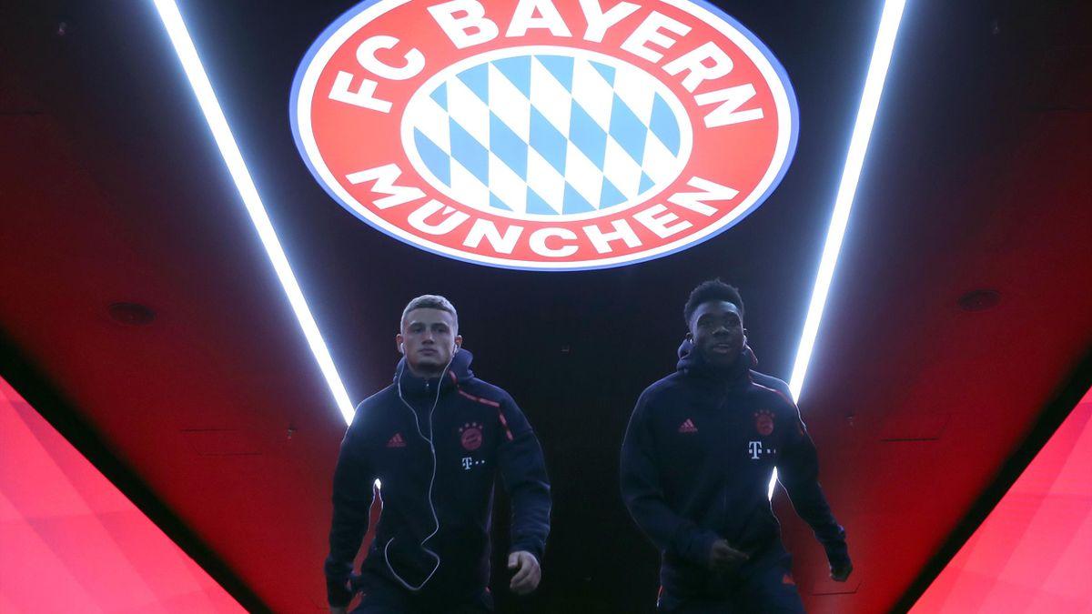 Cuisance és Davies (Bayern)