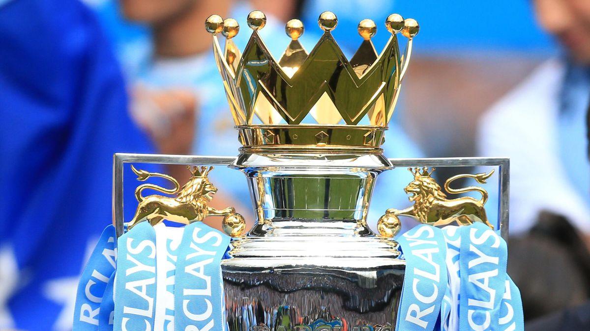 Barclays Premier League trophy (PA)