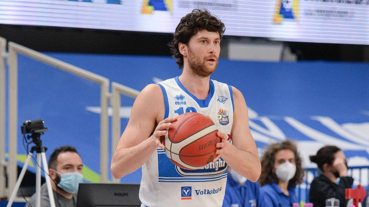 Matteo Imbrò, De'Longhi Treviso 2020-21