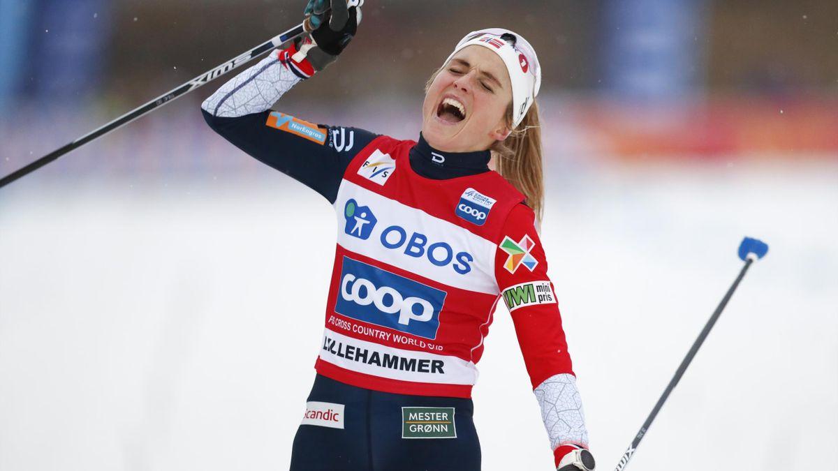 Ist seit ihrer Dopingsperre ungeschlagen: Therese Johaug