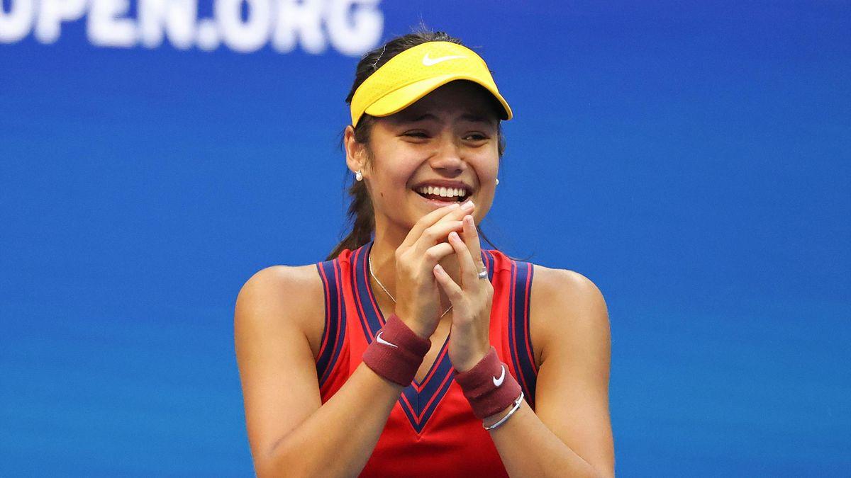 Emma Raducanu a cucerit New Yorkul și va continua cu tenisul, deși inițial avea alte planuri de viață