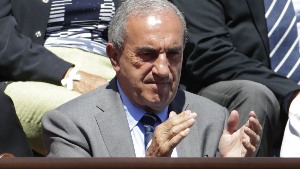 FFT-Präsident Jean Gachassin