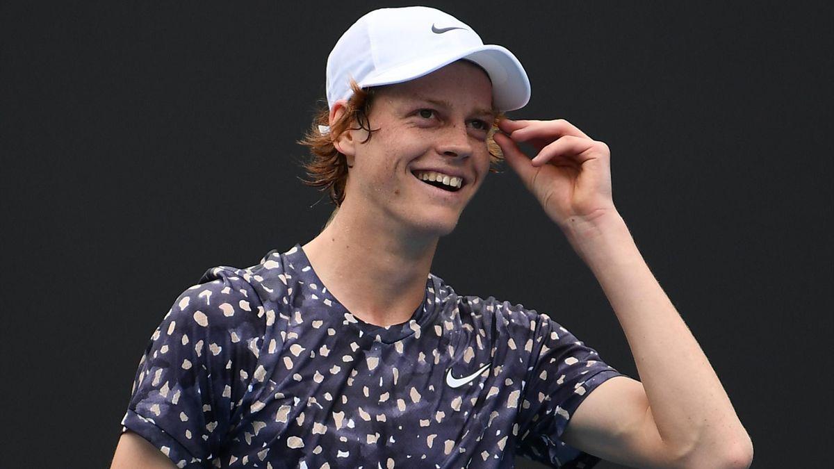 Jannik Sinner - Australian Open 2020