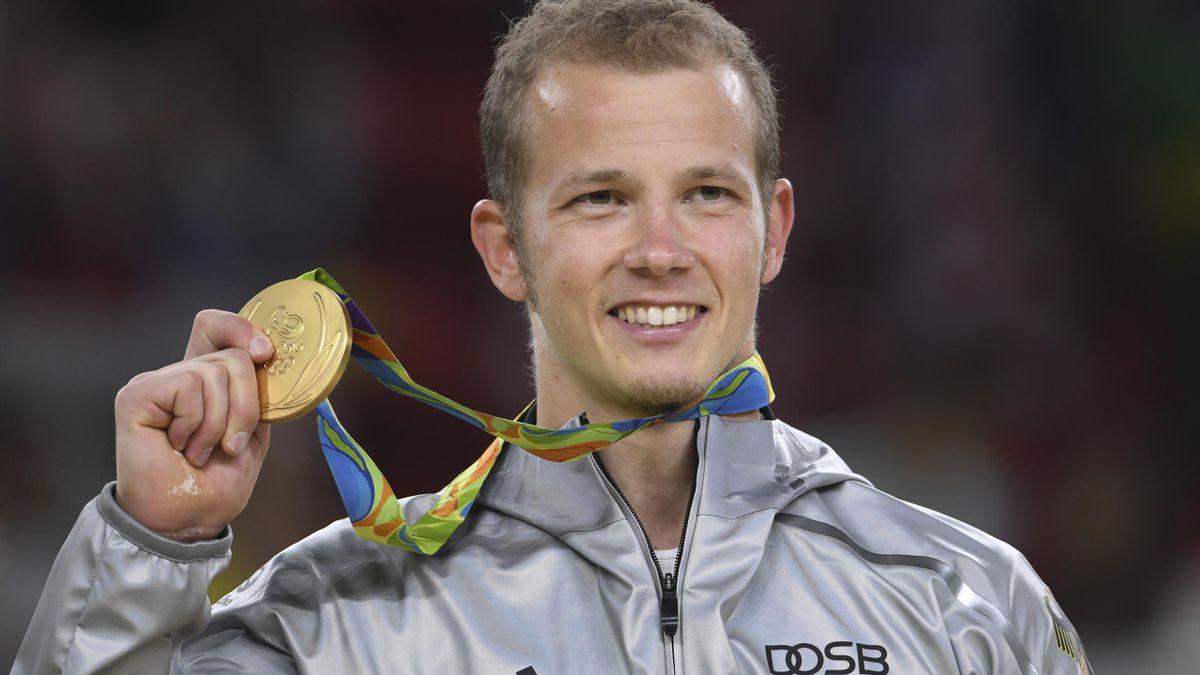 Olympiasieger Fabian Hambüchen