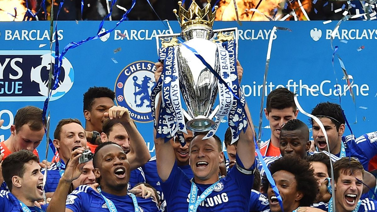 Chelsea S John Terry Posts Image Of His Trophy Cabinet Eurosport
