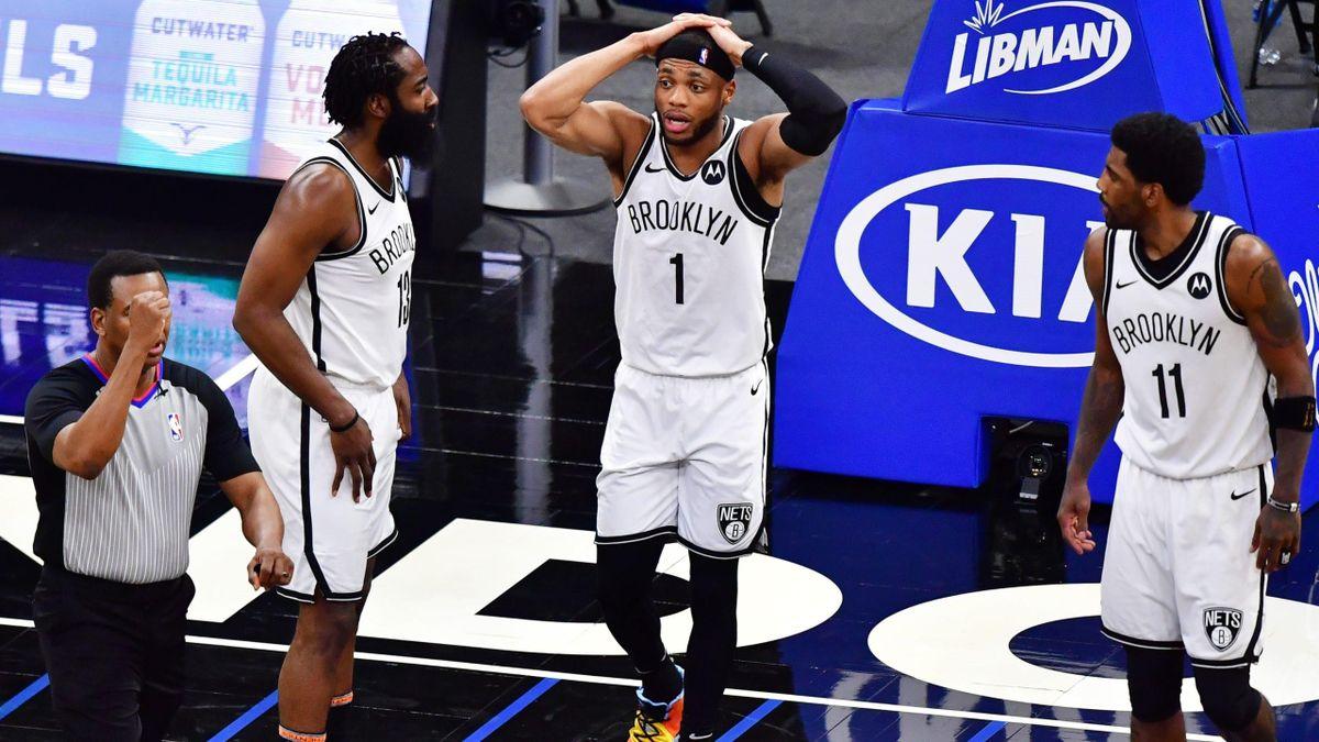 Les Brooklyn Nets se sont inclinés face au Orlando Magic / NBA