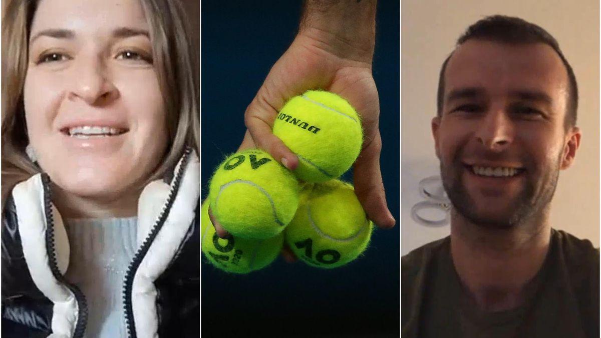 #AtmosferaLaGrandSlam Cum este la Melbourne prin ochii jucătorilor: Alexandra Dulgheru & Adi Ungur