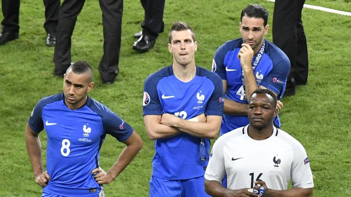 France Payet Schneiderlin Rami Mandanda Euro 2016