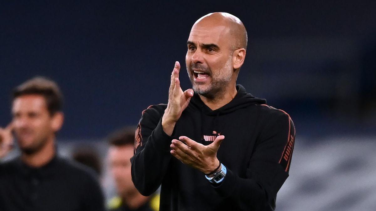 Pep Guardiola știe că mai are nevoie de fundași