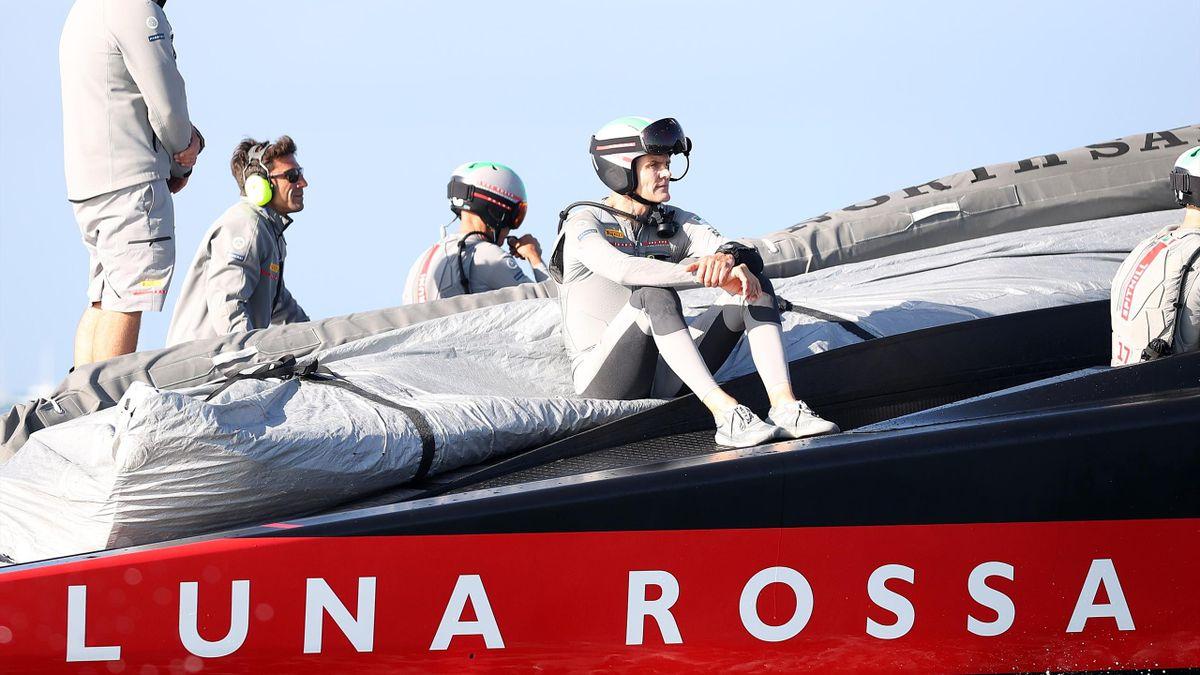 La delusione del Team Luna Rossa
