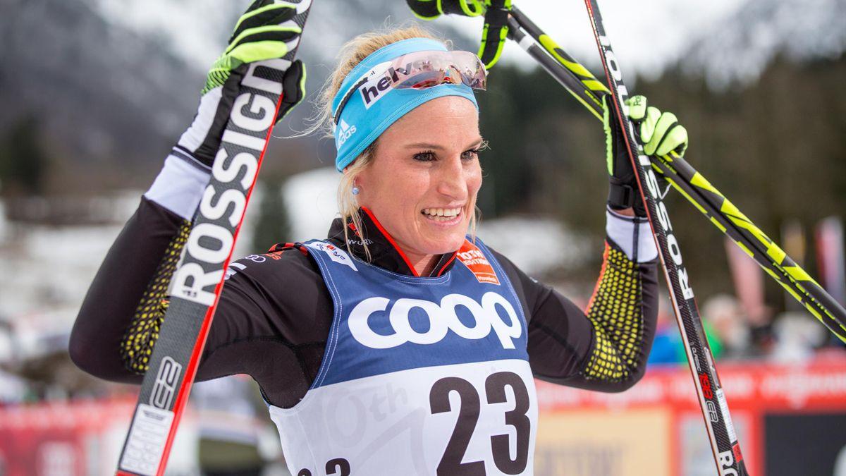Nicole Fessel überrascht im ersten Distanzrennen