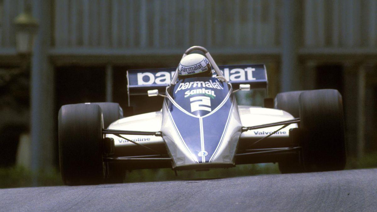 Riccardo Patrese (Brabham) - GP of Monaco 1982
