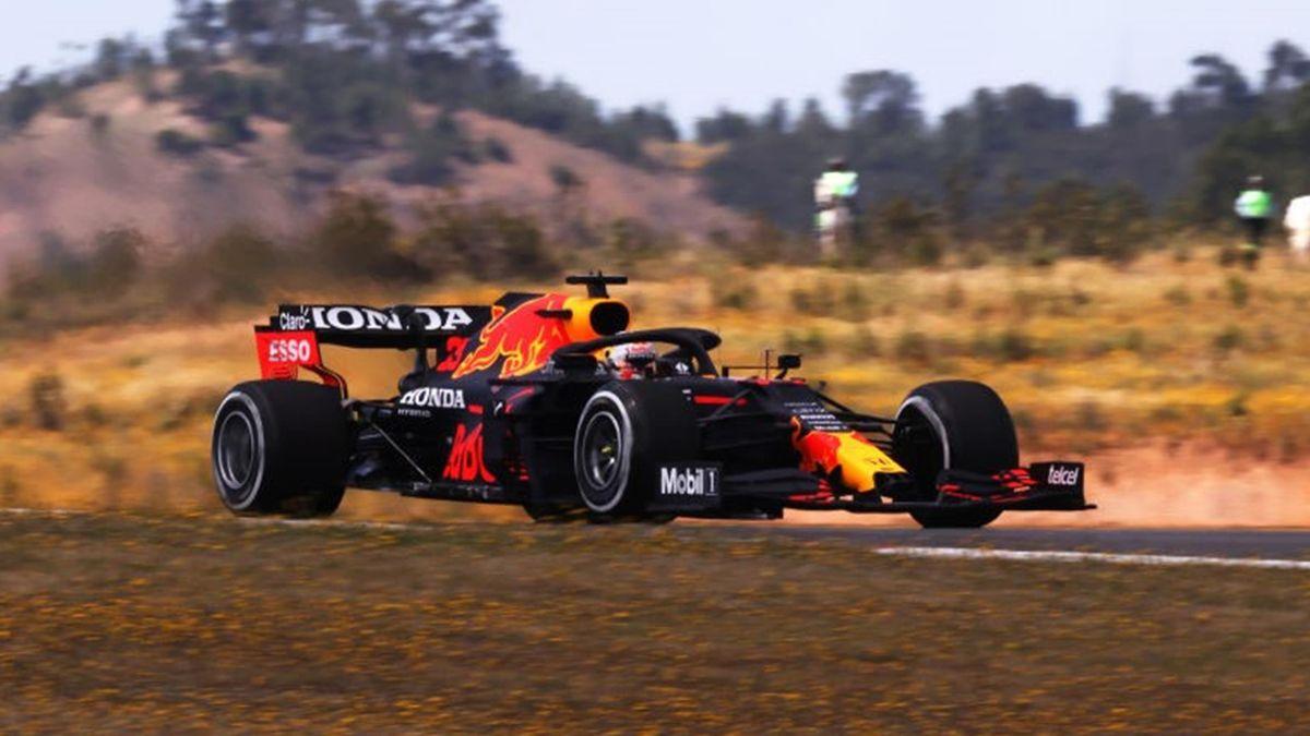 Max Verstappen (Red Bull) - GP of Portugal 2021