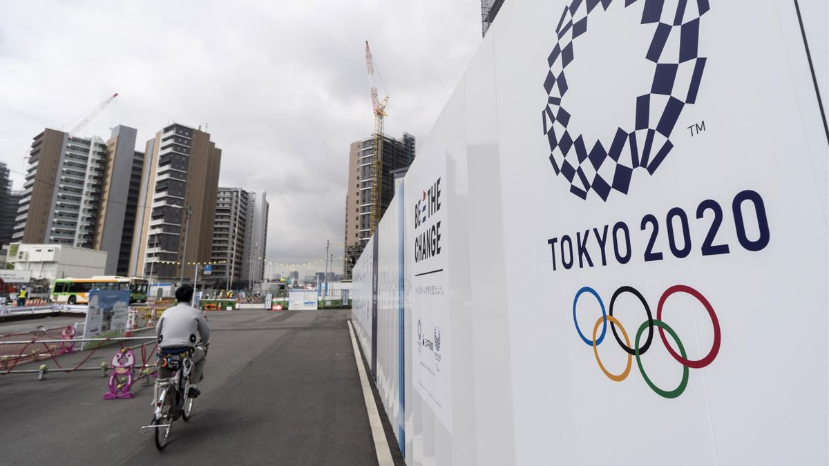 Preparations for the 2020 Olympic Games in Tokyo