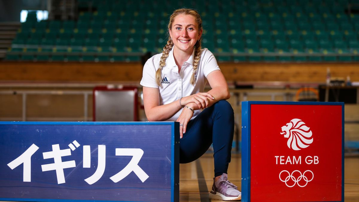 Laura Kenny is going to her third Olympic Games