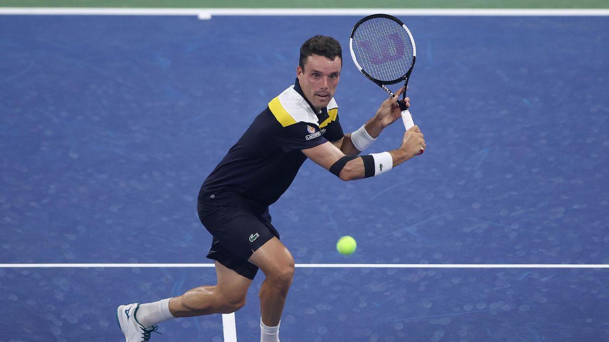 Roberto Bautista (US Open 2021)